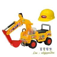 【真愛日本】16090600023挖土機乘坐超控玩具-ANP   電視卡通 麵包超人 細菌人 兒童玩具 正品