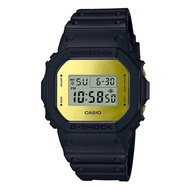 Casio G-Shock DW-5600BBMB-1DR Digital Quartz Gold Resin Mens Watch