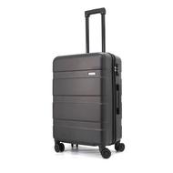 กระเป๋าเดินทาง HQ LUGGAGE กระเป๋าเดินทาง ABS ระบบล็อค TSA 4 ล้อคู่ 360 ํ รุ่น 8832