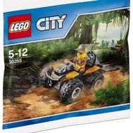 《嗨樂高》LEGO 30355 City 叢林吉普車 (現貨)
