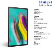 [56] Samsung Galaxy Tablet Tab S5e T725 [4/64GB]- Garansi Resmi Samsung - Hitam Tablet / Tab