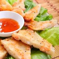 蝦皮生鮮 華得水產 月亮蝦餅(240g /片/ 包)