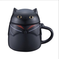 《現貨》星巴克黑貓變裝騎士杯 #星巴克 #萬聖節 #黑貓杯(有議價空間)
