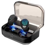 E Audio P10 XSP หูฟัง True wireless หูฟังบลูทูธ Eaudio TWS Bluetooth 5.0 (IPX7) (ไมค์HIFI) (แบต3500mah)