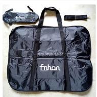 Orginal fnhon Foldable Bicycle Carrier Bag