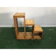 二手家具全省估價(大台北冠均 新五店)二手貨中心--IKEA松木收納櫃框TROFAST玩具櫃 收納櫃 J-9061194
