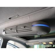 WISH 空氣循環機 車用送風機 後座出風口 氣氛燈 循環扇 車用涼風扇 車用電風扇 快速降溫