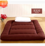 Multifunctional thick tatami mattress foldable warm floor double dormitory mat