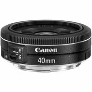 【eYe攝影】彩虹公司貨 CANON EF 40mm F2.8 STM 全片幅 最輕巧纖薄餅乾鏡 定焦鏡 大光圈