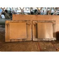 [龍宗清] 白鐵屋頂天井蓋(屋頂天窗出口) (18110205-0056)不鏽鋼天窗 鐵皮屋逃生孔 浪板維修孔