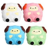 Squishy Jumbo Sheep Lamb 12cm Sweet Soft Slow Rising Collection Gift Decor Toy