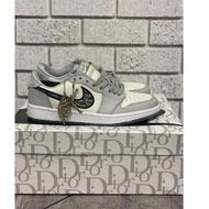 , Ikm472, Nike Jordan / / Air Jordan X Dior Low Grade Original / / Premium 100% Real Pick...