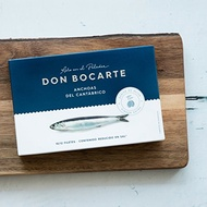 Don Bocarte Cantabrian Anchovies in Extra Virgin Olive Oil 100g 10/12 Fillets