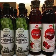韓聚🐥韓國 思潮 SAJO/CJ 健康水果醋 石榴醋/蘋果醋/青葡萄醋
