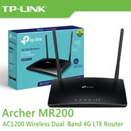 TP-LINK Archer MR200 AC750 無線雙頻 4G 進階版 LTE 極速 路由器