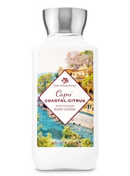 【BBW】卡普里島沿海柑橘Capri Coastal Citrus身體乳液 bath&body works  Super Smooth Body Lotion