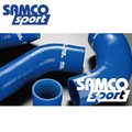 【Power Parts】SAMCO RADIATOR HOSE KIT 上下水管(藍色) SUBARU IMPREZA GC8 1997-2001