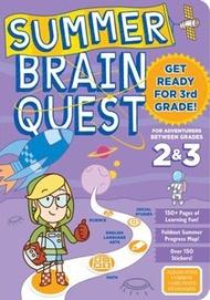Workman - Summer Brain Quest: Between Grades 2&3 暑假大腦任務:二年級升三年級