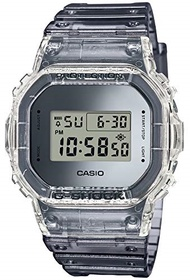 Casio G-Shock DW-5600SK-1JF Clear Skeleton Special Color Shock Resistant Watch (Japan Domestic Ge...
