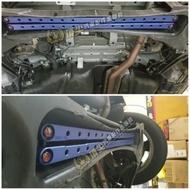 LUXGEN納智捷 舊U7 TURBO【底盤強化扭力拉桿】兩支 操控 舒適 鋁桿 防傾桿 拉桿 橫桿 短彈簧 改善墊片