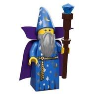 Lego 12 13代 巫師 合售