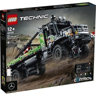 樂高LEGO TECHNIC 4×4 賓士 Zetros 攀岩卡車 42129 TOYeGO 玩具e哥