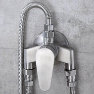 304 stainless steel shower faucet cold and hot mixed shower faucet