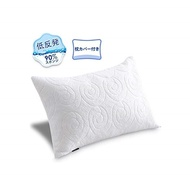 Agedate sponge pillow memory foam pillow sleep pillow cover set 90% memory foam + 10% feather excell