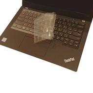 【Ezstick】Lenovo ThinkPad X280 奈米銀抗菌TPU 鍵盤保護膜(鍵盤膜)