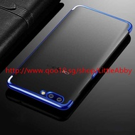 ★ Phone Case For OPPO R11S / R11 Plus Soft Silicone Shockproof Transparent Plating Back Cover