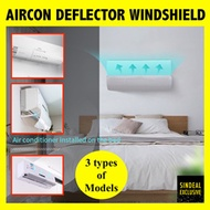 Aircon Windshield | Aircon Deflector | Air-conditioner Parts and Accessories
