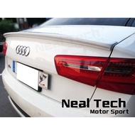 Audi A6 C7 D款 小壓尾  尾翼 擾流板 改裝 空力套件 定風翼