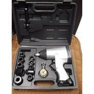可刷卡分期㊣宇慶S舖㊣外銷日本ASAHI FC-160A 4分氣動扳手 氣動板手+ 10個套筒 +接桿 +補油