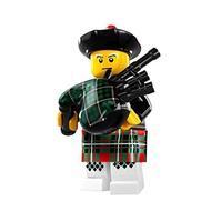 【頑樂高】樂高 Lego 8831 人偶包 第七代 全新已拆裝袋  風笛手 新娘