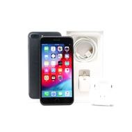 【高雄青蘋果3C】APPLE IPHONE 7 PLUS 128G 128GB 消光黑 5.5吋 二手手機 #39523