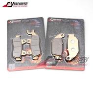 Motorcycle Front Rear Brake Pads For Honda CBF150 CBF190X CBF190R CB190R CBF 150 CBF 190 X R CB 190 R