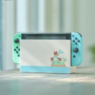 (新品推出)任天堂Switch NS主機 動森限定 動物森友會 游戲機港日續航版現貨