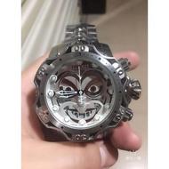 【蘭若小鋪】現貨實拍圖 高品質 INVICTA 30295 DC Comics Joker 52mm 小丑 白鋼計時手錶