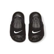NIKE KAWA SLIDE (TD) 小童 黑 鬆緊帶 涼鞋 拖鞋 BV1094-001