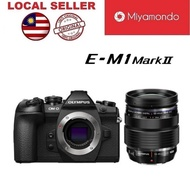 Olympus E-M1 Mark II Mirrorless Camera