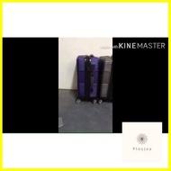 กระเป๋าเดินทาง ร้านแนะนำ[ขยายได้ + ซิปกันกรีด] กระเป๋าเดินทาง กระเป๋าล้อลาก กระเป๋าเดินทางล้อลาก กุญแจ ขนาด 20 24 29 นิ้ว