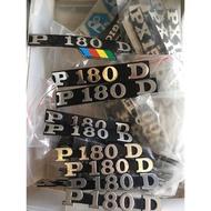 Vespa p180d一支350