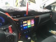 全車系通用款 ALTIS 11.5代 四核心車用安卓機 導航機 影音 主機音響 carplay