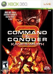 XBOX 360 終極動員令3:肯恩之怒 Command & Conquer 3:Kane's Wrath -英文美版-