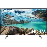 Samsung 55-inch UN55RU7100 Flat 55-Inch 4K UHD 7 Series Smart TV with HDR (2019 Model)