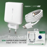 Travel Charger Oppo Reno Ace2 Micro 65w Casan Oppo Micro 1usb Charger Oppo Supervooc Micro 65w