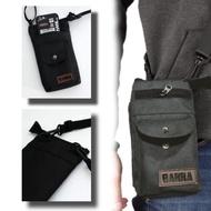 tas selempang pria murah - tas hp pria - hanging wallet pouch pria - slingbag mini pria