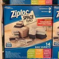 Ziploc 真空收納袋 好市多 Costco 代購