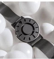 EONE Bradley手錶超輕鈦金屬錶殼觸感磁力腕錶復古文藝腕錶