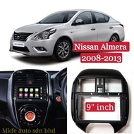 NISSAN ALMERA 2008-2012 with android Player